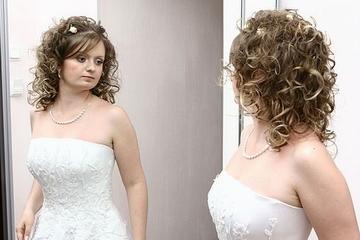 свадебные прически 2012 косметика